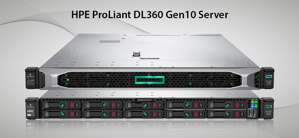سرورهای ProLiant DL 360 GEN 10