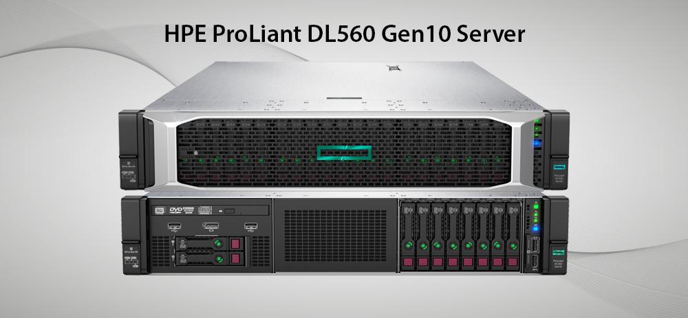 سرورهای ProLiant DL 560 GEN 10