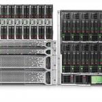 تفاوت سرورهای DL و ML و BL شرکت HP
