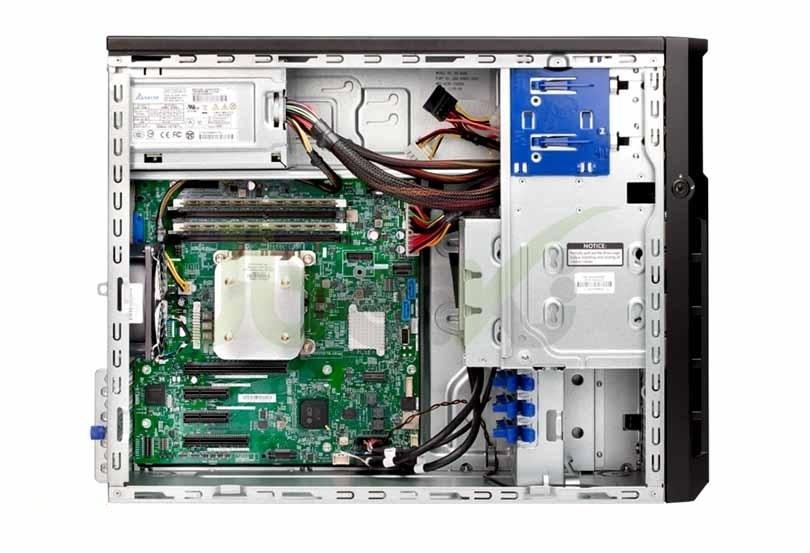 بررسی سرور HPE ProLiant ML30 G9
