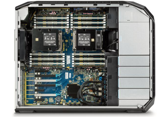 معرفی ایستگاه کاری HP Z8 Workstation