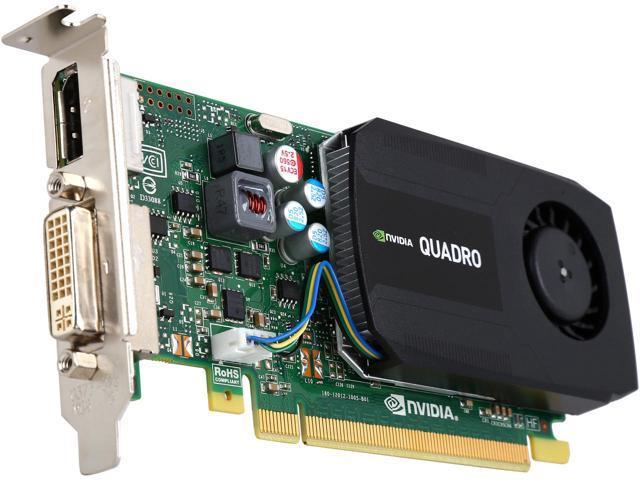 معرفی اجمالی کارت گرافیک NVIDIA Quadro K420