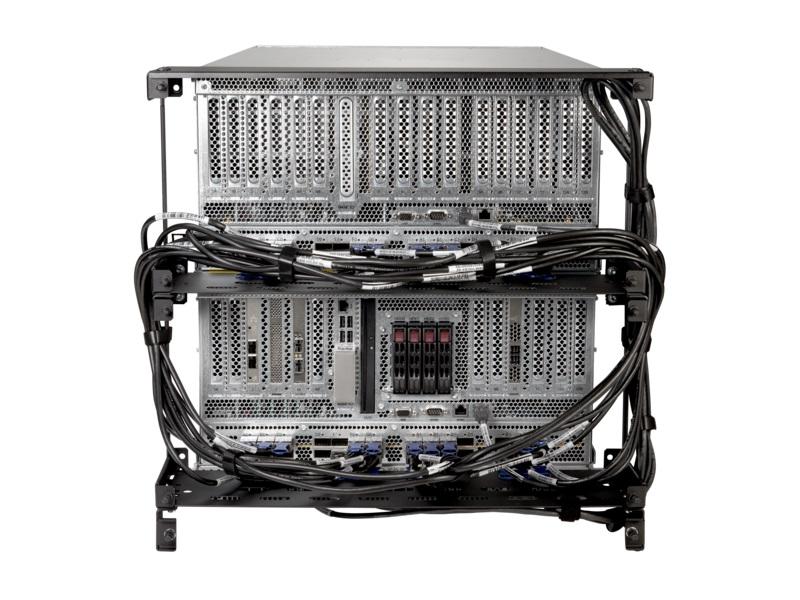 بررسی سرور اچ پی HPE Integrity MC990 X Server